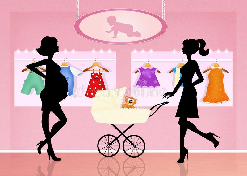 La boutique de Tout pour votre bébé