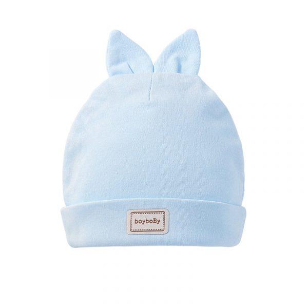 Bonnet boyboBy bleu