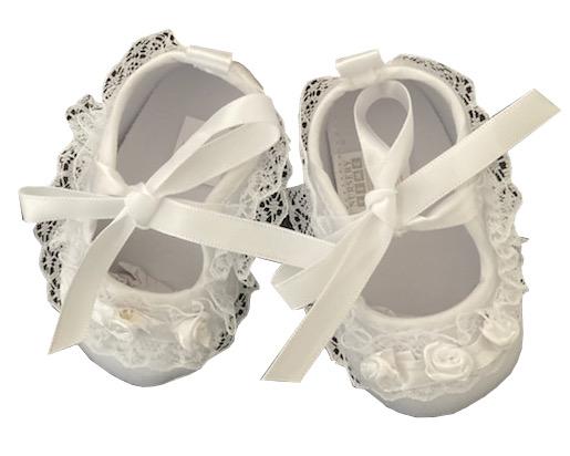 Chaussures Baptême Fille