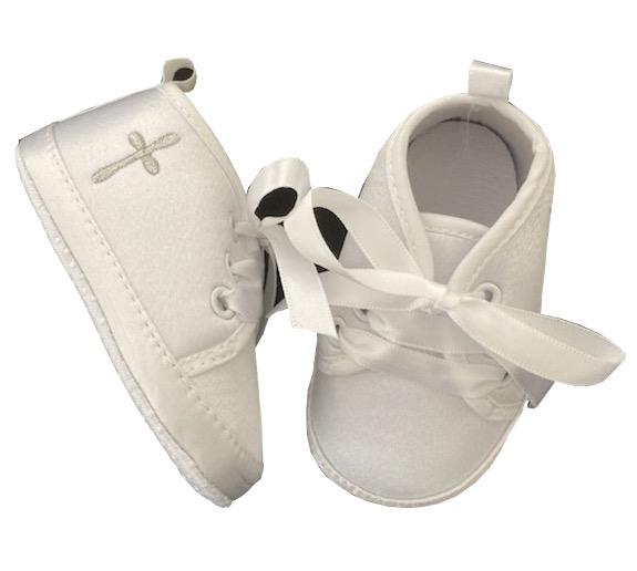 Chaussures bébé baptême garçon